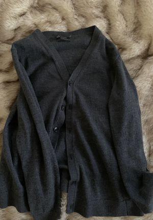 Armani Exchange Cardigan Men's Large Merino Wool for Sale in Glendale, AZ