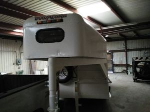 Goosneck livestock/horse trailer. Title on hand for Sale in Pasadena, TX