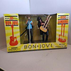 Bon Jovi & Richie Sambora Figures for Sale in Vancouver, WA
