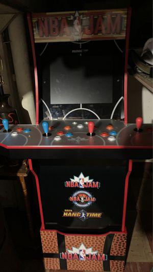 NBA JAM ARCADE GAME for Sale in Detroit, MI