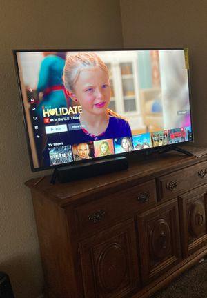 Hi sense 50 inch SMART tv for Sale in Fresno, CA