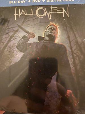Halloween Steelbook for Sale in Dallas, TX