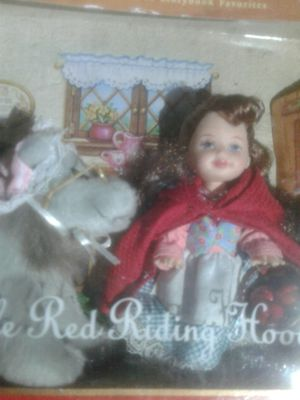 little red riding hood Barbie for Sale in Brentwood, CA
