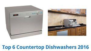 Silver Countertop dishwasher - includes all attachments for Sale in MONTE VISTA, CA