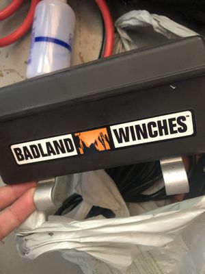 BADLANDS WINCHES BRAND NEW.. for Sale in Anaheim, CA