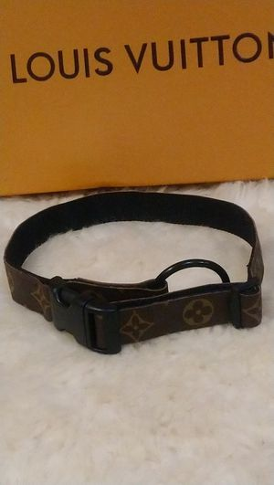 Dog collar customized using authentic canvas guaranteed for Sale in Los Angeles, CA