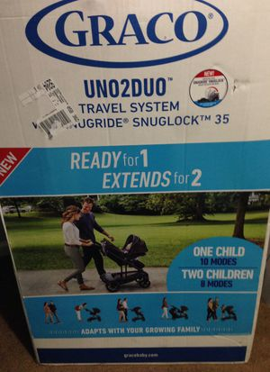 Grace uno2 duo set for Sale in Cleveland, OH