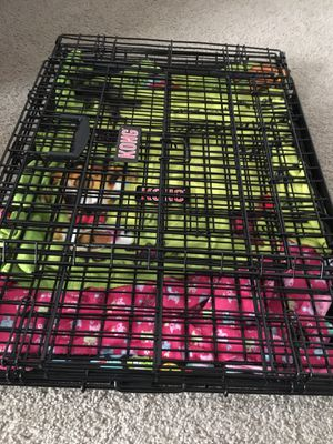 Kong dog kennel foldable for Sale in Belle Isle, FL
