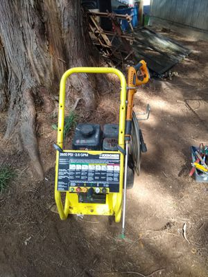 2650 psi power washer 100 obo for Sale in Stanwood, WA