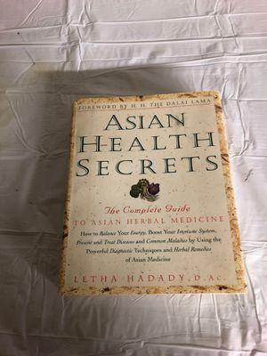 Asian Health Secrets for Sale in Philadelphia, PA