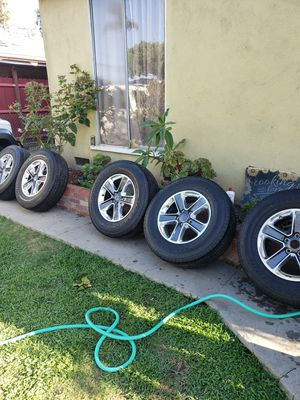 Jeep wheels for Sale in Paramount, CA