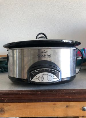 Crock pot for Sale in Bend, OR