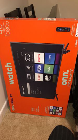 40 Inch Smart Tv NEW for Sale in Rockville, MD