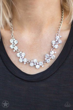 Silver necklace bling for Sale in Haines City, FL