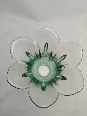 Glass vase bowl candle holder flower for Sale in Hinsdale, IL