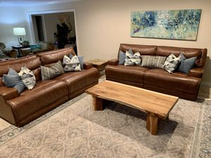 Reclining Leather Sofas from Baer's Furniture for Sale in Miami, FL