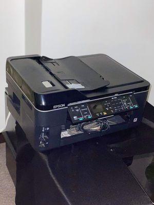 EPSON WiFi Printer, scanner, fax for Sale in Washington, DC