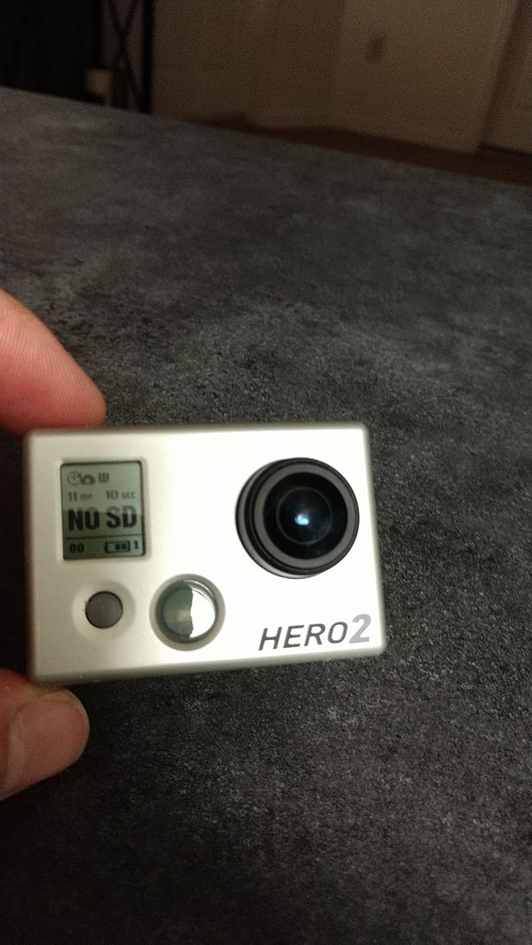 GoPro HD Hero 2