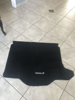 Mazda 3 original trunk mat excellent condition for Sale in Los Angeles, CA