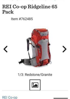 REI hike backpack for Sale in Kirkland, WA