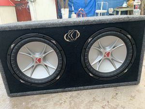 Kicker 12 for Sale in Silver Spring, MD