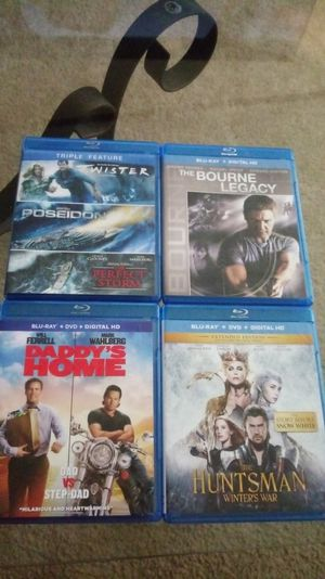 Blu-ray Movies for Sale in New Port Richey, FL