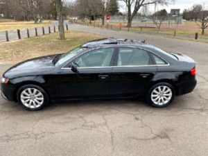 12 Audi A4 Good tires for Sale in Ashburn, VA