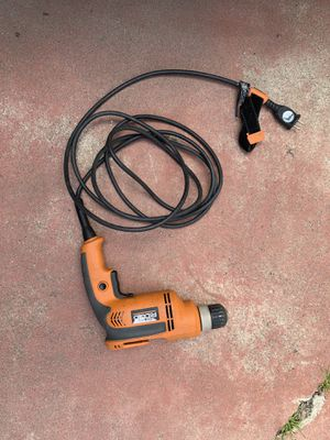Rigid power drill / tools for Sale in Mount MADONNA, CA
