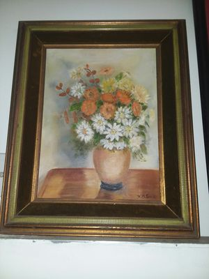 W.M. Evens beatiful painting for Sale in Swainsboro, GA