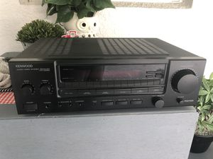 Kenwood Audio Video KR-V5560 AM FM Dolby Pro Logic Stereo Receiver for Sale in Winter Haven, FL