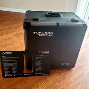 TYPHOON 4K QUADCOPTER WITH 4K CAMERA for Sale in Spring Hill, FL