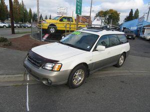 2002 Subaru Legacy Wagon for Sale in Everett, WA