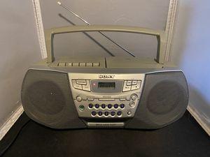 Sony CFD-S22 CD/Radio/Cassette Boombox. for Sale in Oak Creek, WI