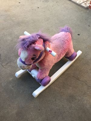 Rocking horse for Sale in Hawthorne, CA