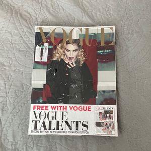 Madonna Vogue N. 798 Vogue Magazine Italia for Sale in Sacramento, CA