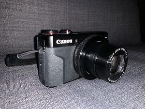 Canon G7 mark II for Sale in Lorton, VA