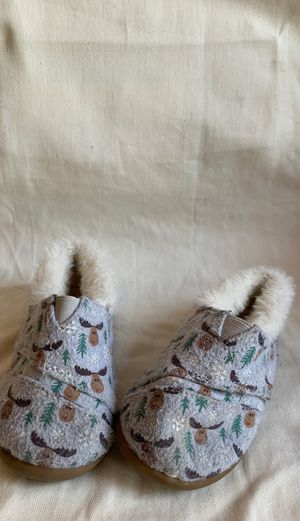 Toms Reindeer slippers for Sale in Hacienda Heights, CA