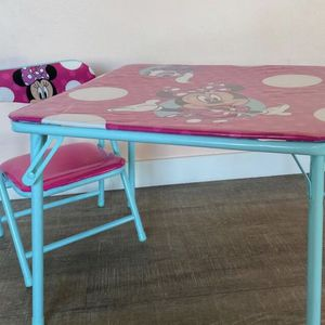 Toddler Table And Chair for Sale in Redondo Beach, CA