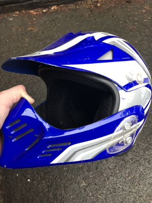 Dirt bike helmet for Sale in Portland, OR