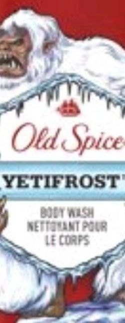 Old Spice Yetifrost Scent Body Wash with Cooling for Men, 21 fl oz for Sale in Phoenix,  AZ