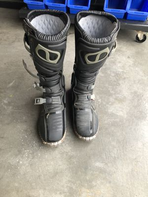 Like new Dirt Bike shoes - size 11. for Sale in Arvada, CO