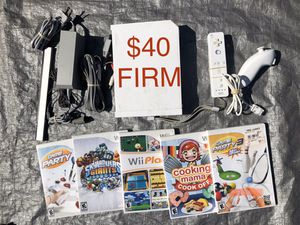 Nintendo Wii ($40 Firm) Tested & Open to Trade for Sale in San Diego, CA