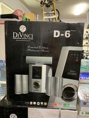 DiVinci Surround Receiver Amplifier for Sale in Winter Springs, FL