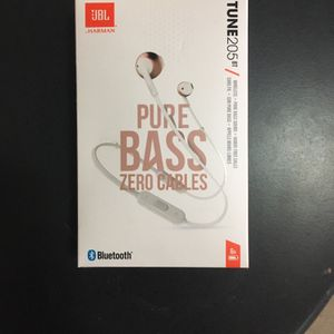 JBL PURE BASE BLUETOOTH EARBUDS for Sale in Chula Vista, CA