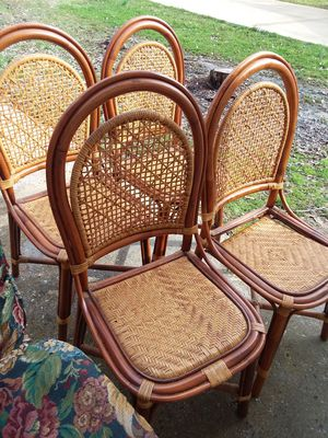 Wicker Dining Set for Sale in Gibsonville, NC