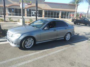 2009 mercedes c300 for Sale in Escondido, CA
