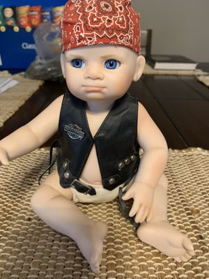 Harley baby doll for Sale in Modesto, CA