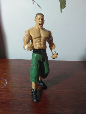 WWE john Cena action figures 6 inches for Sale in Miami, FL