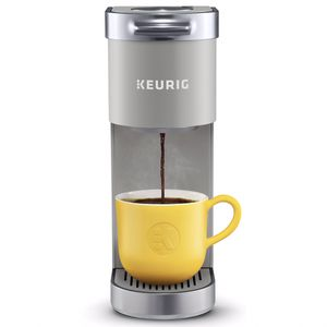 Keurig K-Mini Plus, Single Serve K-Cup Pod Coffee Maker, Studio Gray for Sale in Los Angeles, CA