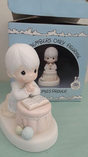 "Precious Moments "" Grandma's Prayer"" for Sale in Tampa, FL"